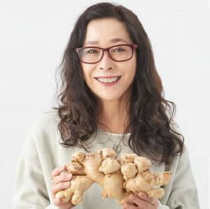森島土紀子さん監修の門外不出の生姜シロップ